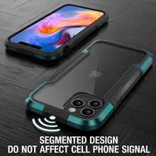 Heavy Duty Drop Protection Acrylic Case for Iphone 12 Pro Max Mini Anti slip Precise Cutout Mobile Phone Bag Covers