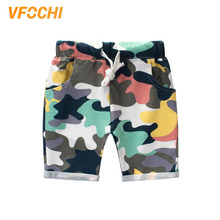 VFOCHI Baby Boys Shorts Trousers 2-10Y Summer Shorts Children Camouflage Pants Boys Beach Shorts Kids Boys Short Motion Pants fashion boys camouflage shorts summer cotton trousers kids army cool pants children loose sport camo shorts sweatpants