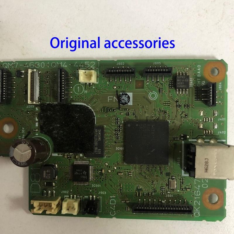 Printer motherboard interface board logic board format board QM7-4630 QM4-4452 For Canon G3800 D81 printer parts 100% test