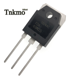 Image 1 - MOSFET de potencia n ch, 10 Uds., FDA59N25, FDA59N30, FDA69N25, TO 3P, FDA70N20, TO3P, 59A, 250V/300V
