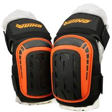 Knee-Pads Work Gardning Comfortable Heavy-Duty with Gel Cushion Adjustable Straps And