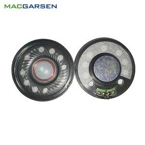 50mm fone de ouvido chifre 0.5w 64 ohm alto-falante para alta fidelidade sem fio bluetooth mini portátil alto falantes de áudio fone chifre