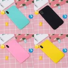 Конфеты Макаруны Цвет чехол для телефона для Xiaomi mi F1 5X 6X A2 lite S2 Red mi K20 GO 4X 5A 5 Plus 6A 7A 8A Note 4 5A для детей 5, 6, 7, 8 Pro 8T
