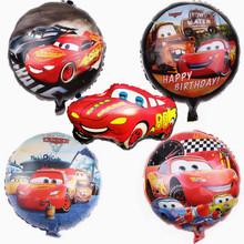50 Pcs/Set Cars Theme Balloon 32 Inch Number Balloon Superhero Party Balloons Birthday Party Decoration Kids Baby Shower Globos