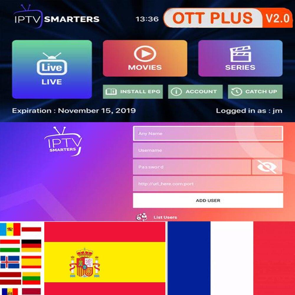 X96 OTT Plus Smart tv PC M3u Mag France néerlandais Europe Canada arabe pays bas belgique allemagne norvège suède turquie m3u sans boîte | AliExpress