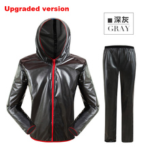 Adults Waterproof Raincoat Suit  Sports Outdoor Fishing Rain Jacket Women Upgraded Unisex Riding Motorcycle Rainwear 60YY016