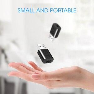 Image 4 - سيارة بلوتوث 4.0 محول الصوت استقبال الموسيقى اللاسلكية 3.5 مللي متر AUX جاك الصوت مستقبلات USB بلوتوث صغير ل ستيريو Autoradio