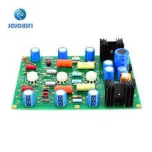 цена на PCB Board/DIY KITS/Finished Board E834 E834-MM Type B Tube Phono AMP Amplifier Board (MM Sing Amplifier) Base on EAR834 Circuit