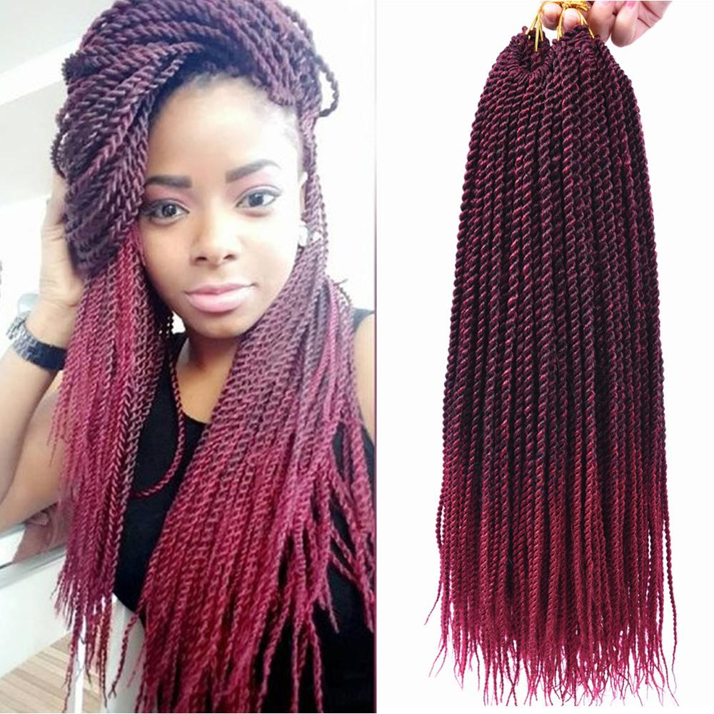 Pleasant Full Star 18 Senegalese Twist Braids Hair Ombre Braiding Hair Schematic Wiring Diagrams Amerangerunnerswayorg