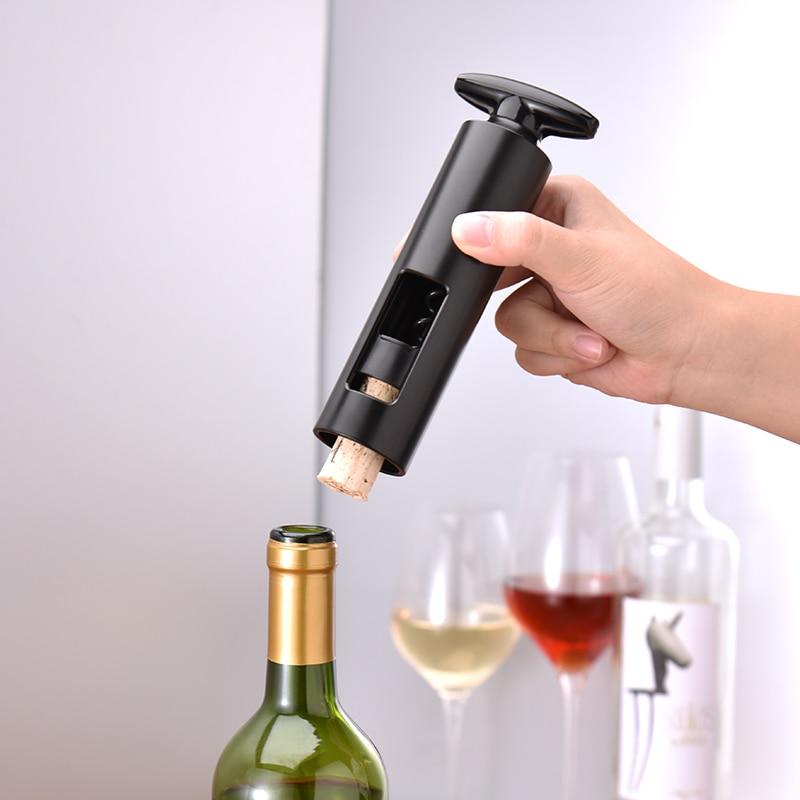 Wine Manual Bottle Opener Kitchen Tool Sparkling Wine Simple Opener Seahorse Knife Bottle Corkscrew Corks Openers