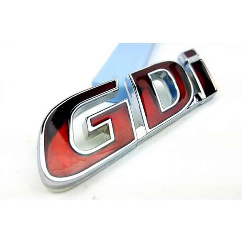 DSYCAR 3D Metal GDI araba Sticker amblem rozeti Jeep BMW Ford Lifan Nissan Mazda Audi VW Honda araba Lada fiat Chevrolet DS