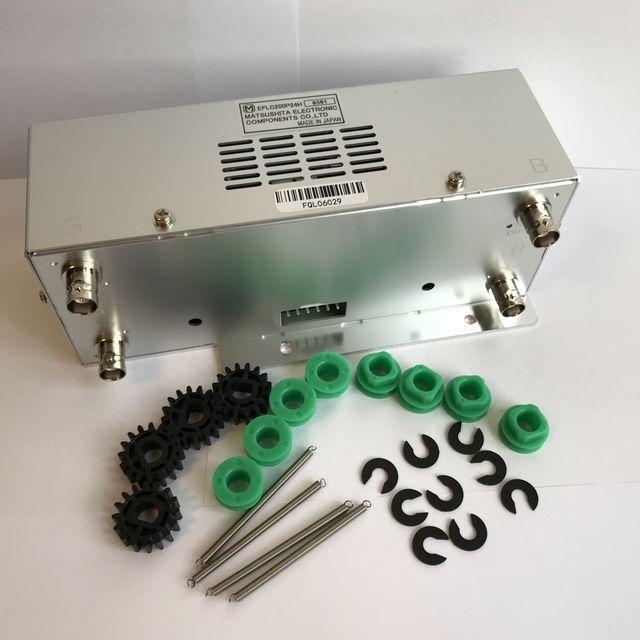 Gloednieuwe Fuji Aom Driver Met Gear Kit 616C1059602/398C967318A Voor Frontier 330/340/500/550/570/590/LP5500/LP5700