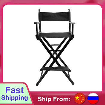 Artist Director Chair Foldable Outdoor Furniture Lightweight Photography Accessorice Portable Folding Director Makeup Chair фото