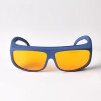 CE Laser Schutzbrille für 190 490nm O.D 6 + 4 + 266nm 445nm 405nm 473nm Laser-in Schutzbrille aus Sicherheit und Schutz bei