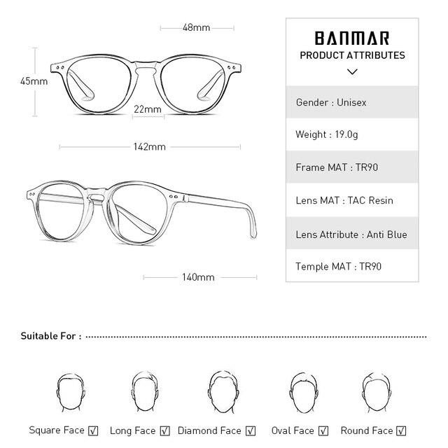 Купить очки tr90 круглые с защитой от синего света для мужчин и женщин картинки цена