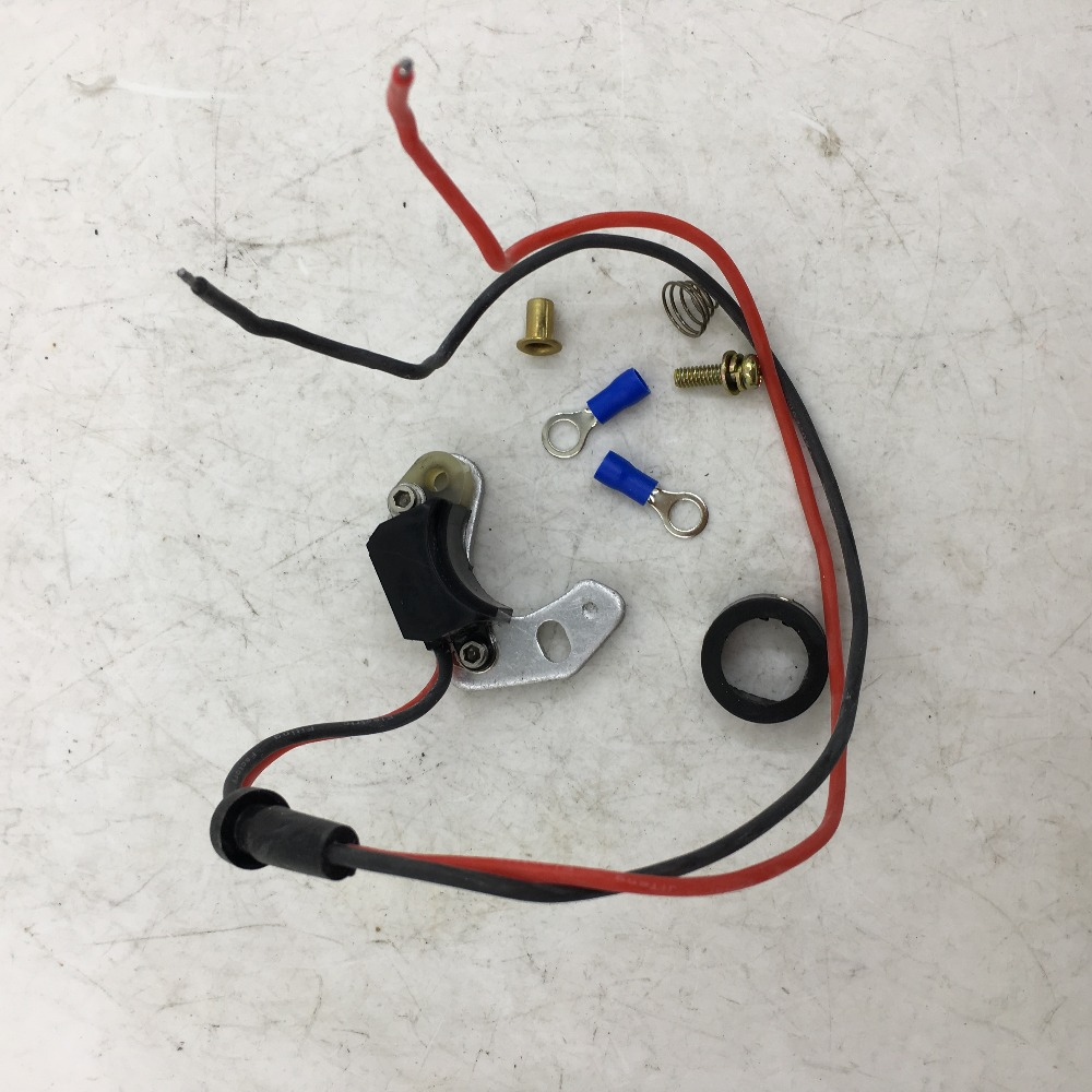 SherryBerg Electronic Conversion Kit Electronic Ignition Kit For Ducellier Distributors For Renault Alfa Citroen Daf Etc