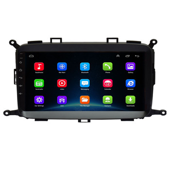 2020 in stock ! Android 10.0 Car DVD Player GPS Navigation Multimedia For KIA Carens 2013-2019 radio car stereo bluetooth wifi image