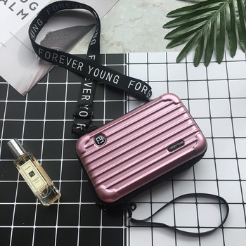 Women Bags 2020 Luxury Handbags Designer Bags for Women Totes Fashion Small Luggage Bag Women Famous Brand Clutch Bag Top-handle 19