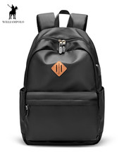 New Fashion Men Backpack Men #8217 s Backpacks for Teenager Luxury Designer Oxford cloth Backpacks Male High Quality Travel Backpacks cheap WILLIAMPOLO Unisex Softback Below 20 Litre Interior Slot Pocket Cell Phone Pocket Interior Zipper Pocket Interior Compartment