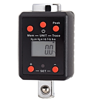 Digital High Torque Wrench Drive Micro-Rotor Electronic Digital Torque Meter