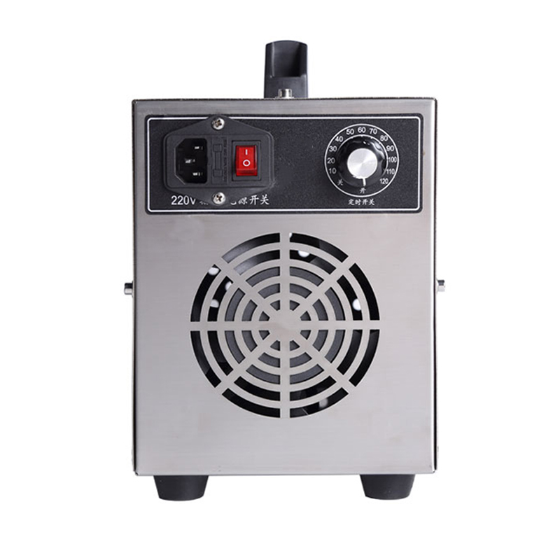 3.5g/7g ozone generator household air disinfection machine car indoor sterilization purification formaldehyde antivirus