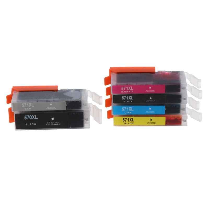 570 571 PGI-570 CLI-571 互換インクカートリッジキヤノン製 Pixus MG5750 MG5751 MG5752 MG6850 MG6851 MG6852 TS6050 TS5050 5051