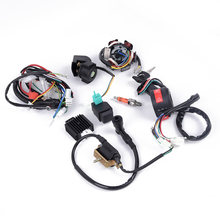 Replacement Engine kit Accessories Ignition Set 5 pins 50CC-125CC Mini ATV Wiring(China)