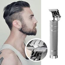 Household Barber Shop Electric Hair Clipper Carving Set Special hair Fader Clipper R8Y7 Shaver Electric Rechargeable R6X9