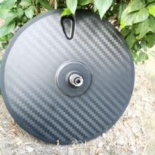 цена на [CBRD451DZ] 20inch 451 carbon disc wheels  BMX bicycle carbon road/track/fixed disc brake wheels
