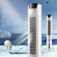Air Conditioning Fan Cooling Fan Ventilador Mechanical Remote Control Cooling Fan Air Conditioning Refrigerator Mute TSL 06Y