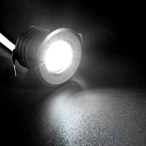 Image 4 - LED COB Downlight Super petit 3W COB 85 ~ 265V rond encastré LED Spot pour magasin intérieur comptoir maison cuisine éclairage
