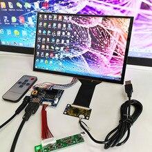 Сенсорный модуль kit1280x800, 10,1-дюймовый дисплей, IPS HDMI ЖК-модуль, автомобильный Raspberry Pi 3 10 точечный емкостный сенсорный монитор