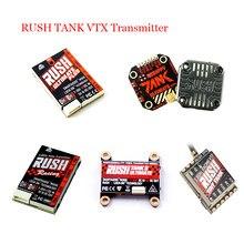 RUSH TANK-transmisor conmutable 2-8S VTX FPV para Dron de carreras con visión en primera persona, juguetes, piezas de repuesto, accesorios DIY, 5,8G, 48CH