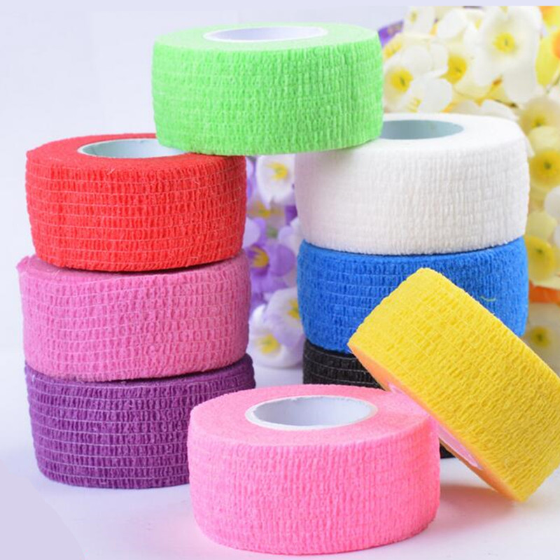 Elastic-Bandages Volleyball Sports-Tape of for First-Aid Multi-Size Self-Adhesive