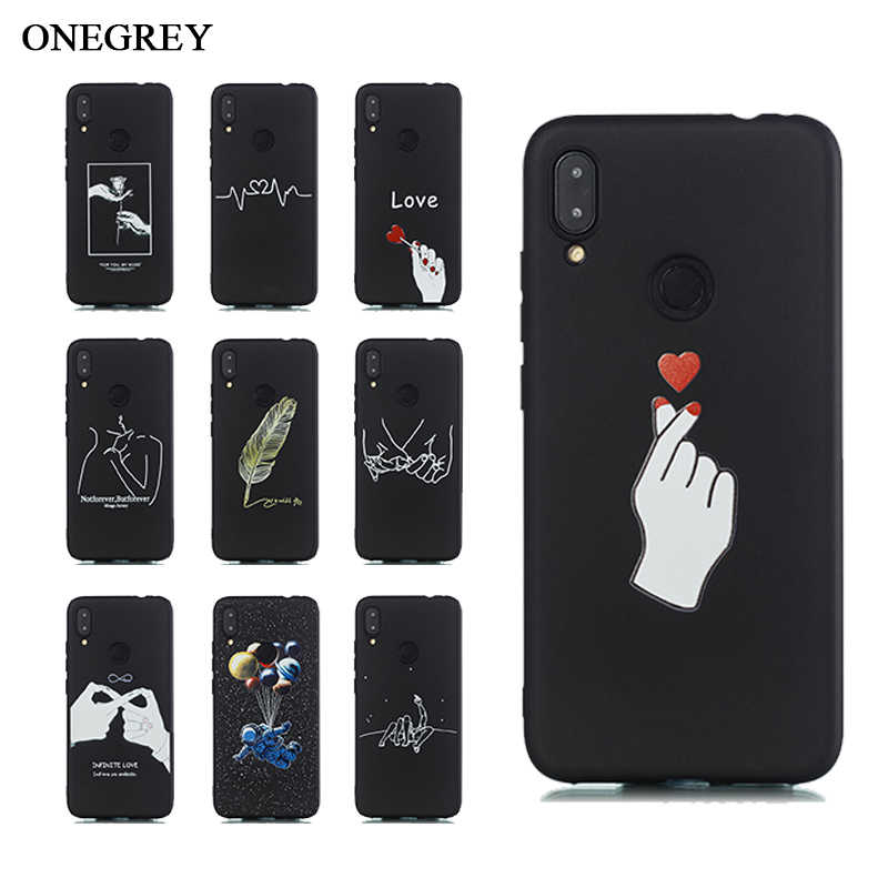 Case untuk Xiaomi Redmi 7 6A 5A 4X 4A 5 Plus S2 Y2 Note 7 6 5 4 4X Pro lembut TPU Silicone Back Protection Cover Coque Tas Etui