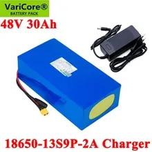 Electric-Bike-Battery E-Bike 1500W 30ah 48v 20ah 18650 25ah 13S 15ah Varicore with BMS