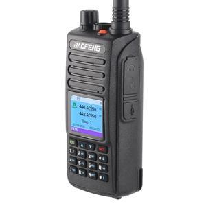Image 5 - Baofeng DMR DM 1702 (GPS) walkie Talkie VHF UHF Dual Band 137 174 & 400 470MHz Dual Zeit Slot Tier 1 & 2 Digital Radio