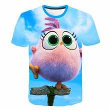 Модная одежда для детей футболка с рисунком и 3d Футболка принтом