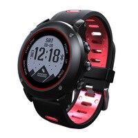 GPS impermeable deportes al aire libre correr ciclismo montañismo reloj inteligente UW90/90c reloj Bluetooth -