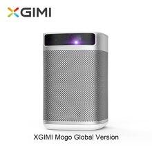 XGIMI Mogo 미니 프로젝터 비머 10400mAH 배터리 휴대용 프로젝터 안 드 로이드 9.0 3D 홈 시네마 Wifi LED imtv 프로젝터
