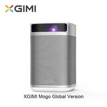 XGIMI Mogo Mini Projector Beamer With 10400mAH Battery Portable Projector Android 9.0 3D Home Cinema Wifi LED imtv projector