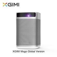 Xgimi mogo mini projetor beamer com 10400mah bateria portátil projetor android 9.0 3d cinema em casa wi fi led projetor imtv