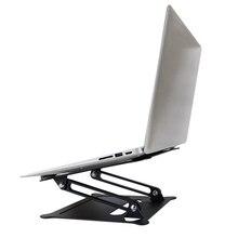 Soporte para tableta portátil soporte plegable portátil soporte para tableta superior antideslizante ángulo de visión ajustable soporte para oficina en casa