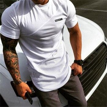 New 2019 extend hip hop street  short sleeve oversize t-shirt