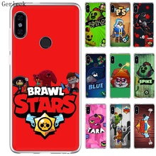 Silicone Phone Case Tpu For Xiaomi Redmi S2 4A 4X 5 6 6A 7 GO 4 3 3S Prime Pro