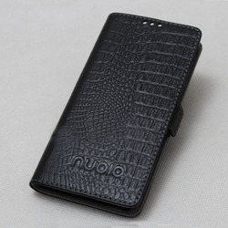 На Алиэкспресс купить чехол для смартфона genuine leather flip case for zte nubia red magic mars cover magnetic cases leather cover phone cases fundas