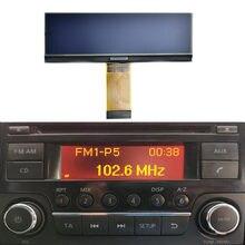 Écran LCD de réparation Pixel pour autoradio Deawoo, pour Nissan Qashqai x-trail Frontier juke Dualis Navara Suzuki Equator