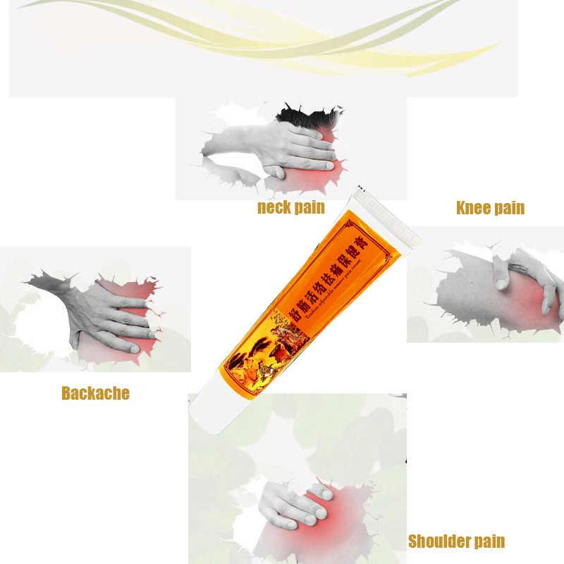Crème analgésique Shaolin chinoise 10 pièces adaptée à la polyarthrite rhumatoïde/ZB douleur articulaire/soulagement des maux de dos