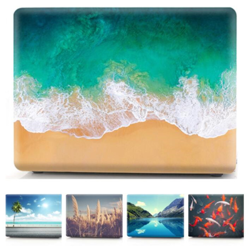 11 12 13.3 15.4 Inch Case For Apple Mac Book A1466 A1932 A1708 A1398 A1502 Paiting Cover For Macbook Air Pro Retina 11 12 13 15