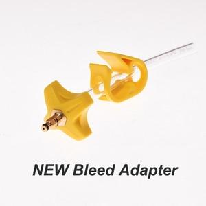 Image 4 - Bicycle Hydraulic Disc Brake Bleed Kit For AVID SRAM S4 Bike Bleeding Edge Code Guide RSC R Level ULT tlm Red eTap Repair Tools